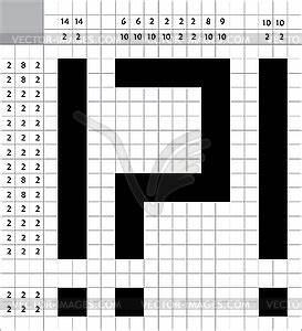 Ein Kunstleder Kreuzworträtsel : ein leeres kreuzwortr tsel vektor skizze ~ Eleganceandgraceweddings.com Haus und Dekorationen