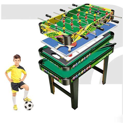 table tennis games air hockey pool foosball soccer