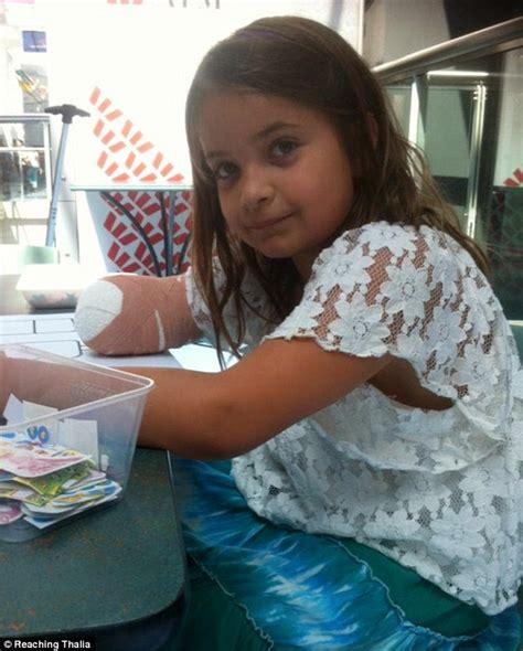 Thalia Standley Lost Her Hand In A Horrific Alaskan