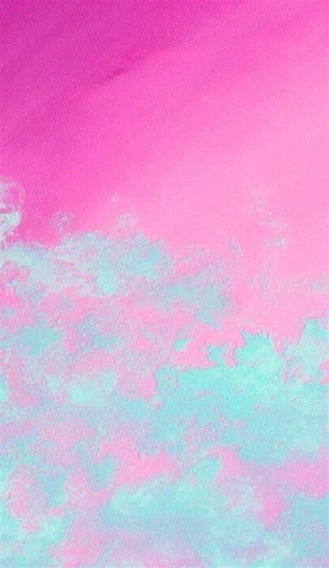 aesthetic pinkblue background  aesthetiicart redbubble