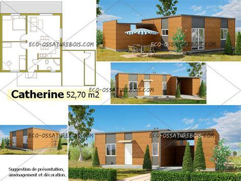 Plan Petite Maison Moderne Ox12