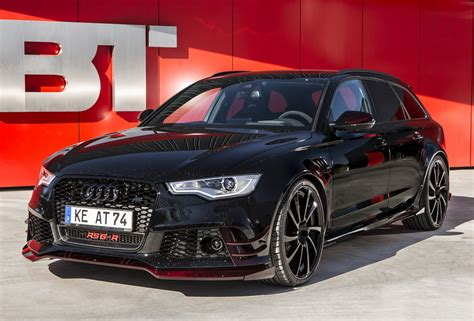 730-hp Audi Rs6 By Abt Headed For Geneva
