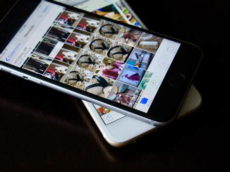 how to find faces and in the photos app for iphone