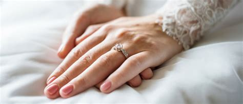 the ancient origins of engagement and wedding rings