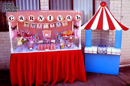 carnival themed birthday party  dance