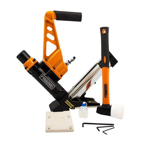 pneumatic solid hardwood flooring nailer
