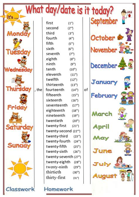 HD wallpapers ordinal numbers worksheets for grade 1