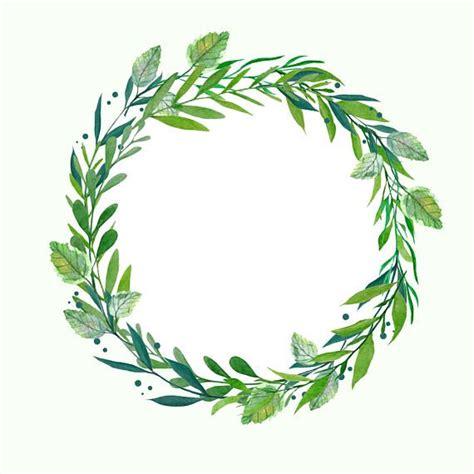 hydrangea wreath watercolor wreath botanical wreath wedding clipart wedding wreath pink