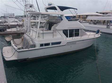 Aft Cabin Boats by Carver Boats 390 Aft Cabin With Cockpit Boat For Sale From Usa