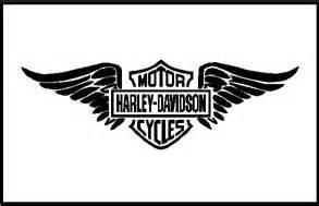 Harley Davidson Logo With Wings (2) | Harley Davidson ...