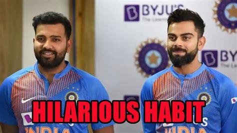 When Virat Kohli spoke about Rohit Sharma's HILARIOUS ...
