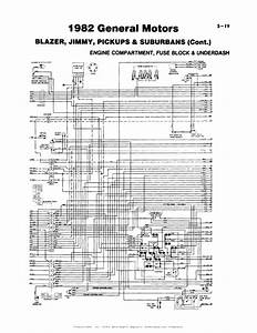 Need Wiring Schematic For A 305 Chevy Truck 1982
