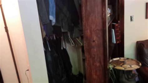 diy bookcase closet door my diy bookcase is a secret closet door youtube