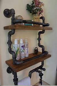 Image Gallery steampunk shelf