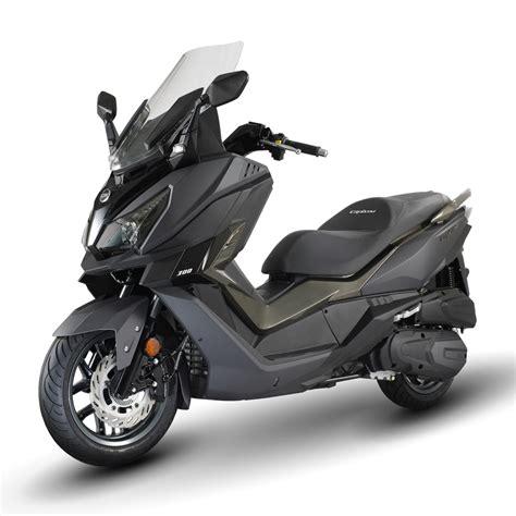 Modification Sym Cruisym 300i by Scooter Sym Cruisym 300i F4 Abs New Motorin Service Sym