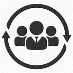 Icon Hr Human Resources Icons Resource Outsourcing