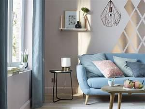 Peinture murs meubles et boiseries tollens prestige for Attractive idee couleur pour salon 12 decoration murale effet metal peinture cuivre