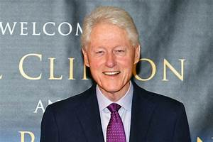 Bill Clinton I Was Mad At Me Over Comments On Lewinsky