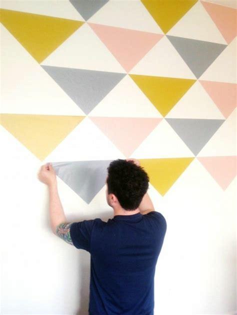 cuisine type industriel le papier peint géométrique en 50 photos avec idéеs