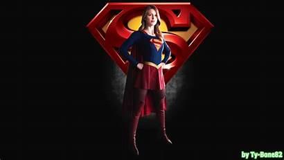Supergirl Melissa Benoist Super Wallpapers Tv Series