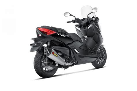 silencieux akrapovic x max 400 13 15 moto