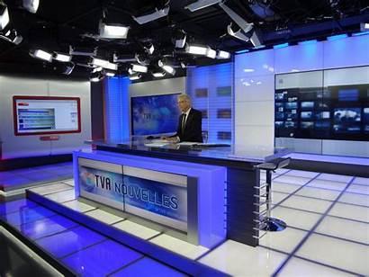 Tva Studio Nouvelles Main Newscaststudio Setstudio