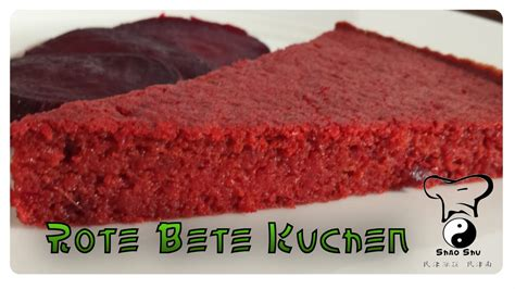 kuchen backen rote bete kuchen selber backen