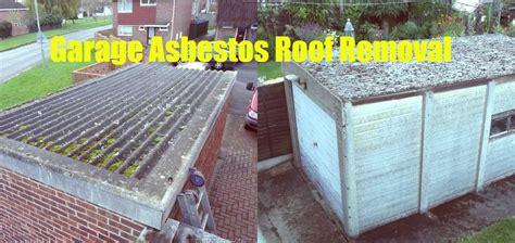 local garage roof asbestos removal local asbestos