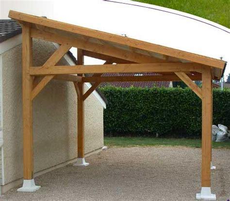 permis de construire pour pergola plans pergolas bois
