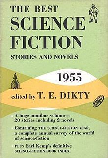 The Best Science Fiction Stories And Novels 1955 Wikipedia