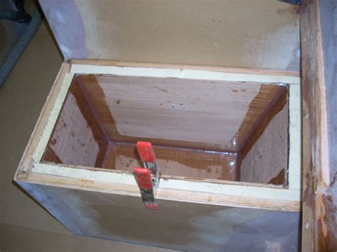Boat Ice Box Insulation by Ice Box For 25 Skipjack Bloodydecks