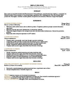 Resume Format Ideas by Template 3 Resume Format Resume Format Resume Format