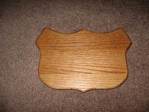 multiple deer antler plaques different designs by kevin With antler plaque template