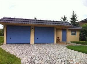 Doppelgarage Mit Abstellraum : fertiggaragen aus sachsen betongarage oder stahlgarage ~ Michelbontemps.com Haus und Dekorationen