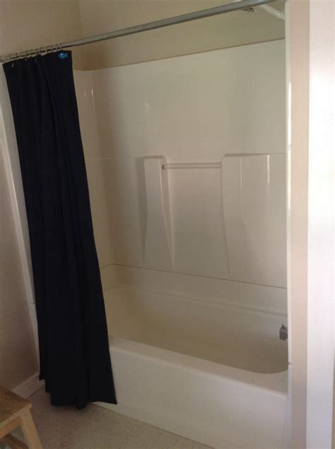 bathroom   Disassemble and remove bathtub?shower