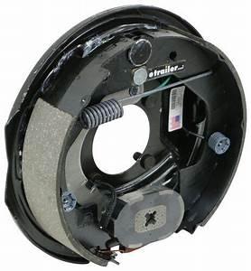 Dexter Electric Trailer Brake Assembly - 10 U0026quot