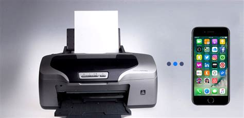 printer that connects to iphone how to connect iphone to printer with or without airprint