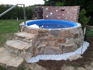 best 25 hot tub garden ideas on pinterest hot tub room With whirlpool garten mit blumenkübel holz rund