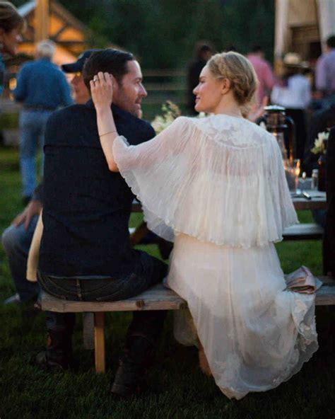 Kate Bosworths Wedding Weekend Fashion Details Martha