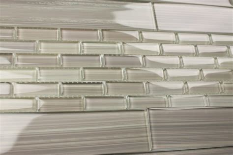 glass subway tile bathroom ideas bodesi glass tile