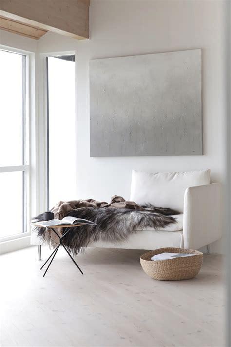 White Modern Minimalist Interior Design