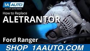 Ford Ranger Engine Size 2001