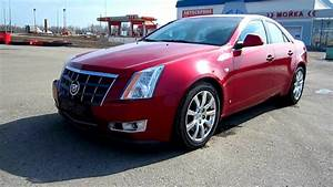 2008 Cadillac Cts  In Depth Tour  Test Drive