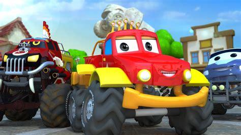 childrens monster truck videos monster cars videos kids truck video monster truck youtube