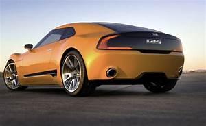 Kia Gt4 Stinger Concept Rides On  U0026 39 Custom U0026 39  Chassis Into