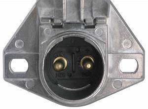2-pole Socket Connector