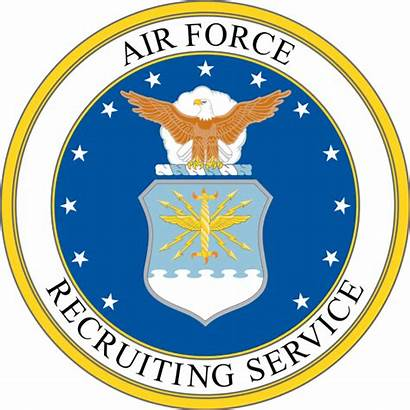 Force Air Svg Shield States United Recruiting