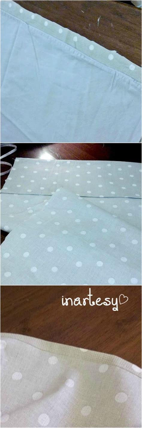cucire una federa  cuscini senza bottoni inartesy
