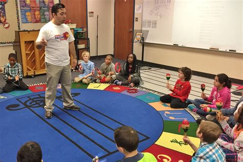 Teaching weekly lessons to infants and toddlers at their daycares throughout la. Music class - Conroe ISD