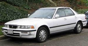 1993 Acura Vigor Workshop Repair  U0026 Service Manual